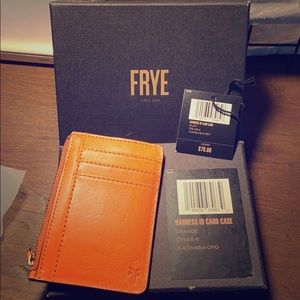 BRAND NEW!!!  FRYE Harness ID Card Case